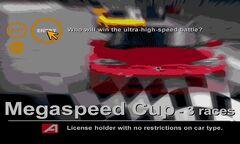 Megaspeed Cup