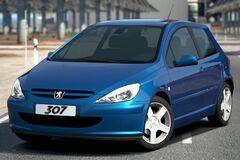 Peugeot 307 XSi '04