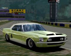 Shelby GT500 '68