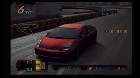 Gran Turismo 4 Prius Trial Version