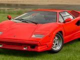 Lamborghini Countach 25th Anniversary '88