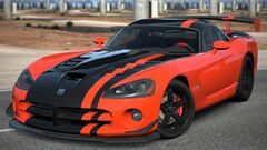 Dodge Viper SRT10 ACR '08