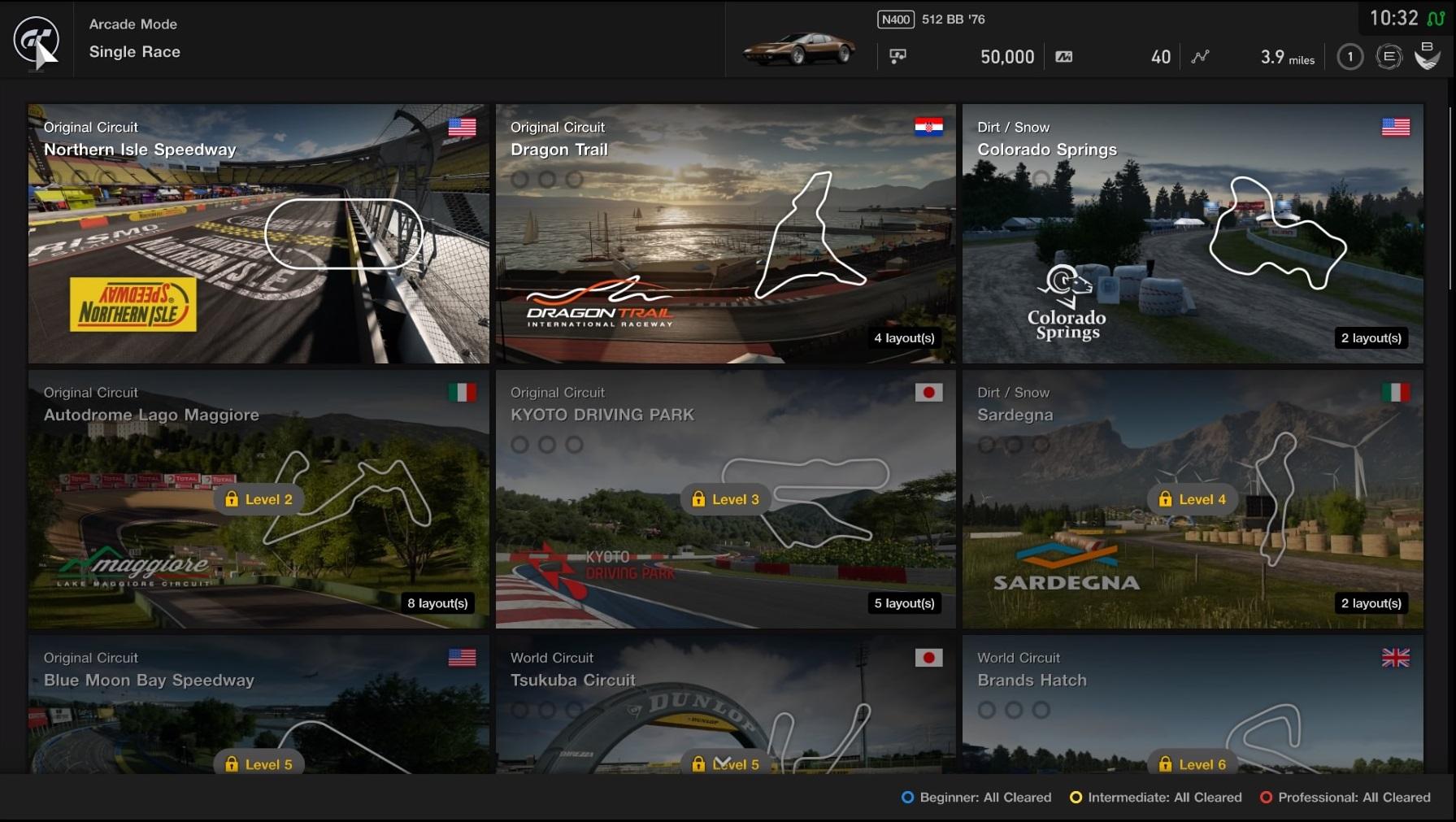 Gran Turismo Sport Track List >> Gran Turismo Sport Arcade Mode Gran Turismo Wiki Fandom