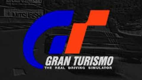 Gran Turismo 1 - Trial Version Opening (unused)