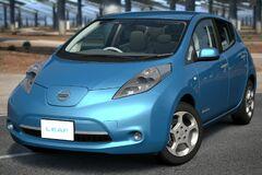 Nissan Leaf G '11