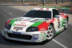 Toyota Castrol TOM'S SUPRA (JGTC) '01