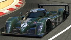 Bentley Speed 8 Race Car '03