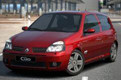 Clio Renault Sport 2.0 16V '02