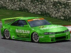 Nissan S14 Silvia LM Edition