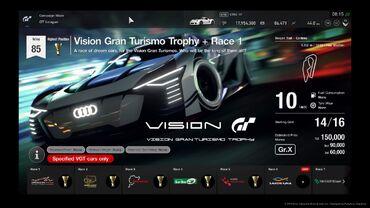 Vision Gran Turismo Trophy Plus