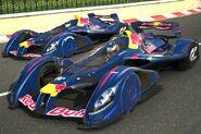 Red Bull X2010 5G Alternate 1 (S. Vettel)