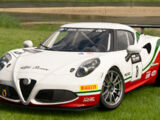 Alfa Romeo 4C Gr.4