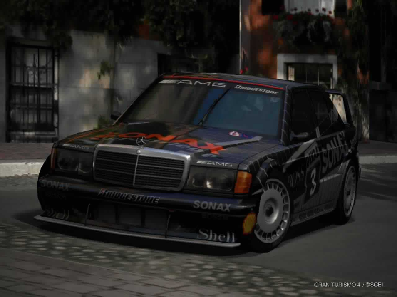 Mercedes-Benz 190 E 2 5 - 16 Evolution II Touring Car '92 | Gran