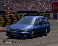 Mitsubishi LEGNUM ST '99