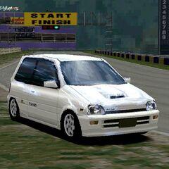 Daihatsu Cuore TR-XX (J) '90