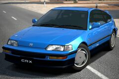 Honda CR-X SiR '90