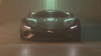 Introducing the Jaguar Vision Gran Turismo Coupé