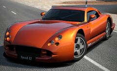 TVR Cerbera Speed 12 '00