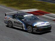 -R-Nissan SILVIA Q's (S13) '88 (GT1)