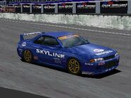 -R-Nissan SKYLINE GT-R (R32) '91 (GT1) (Special Color)