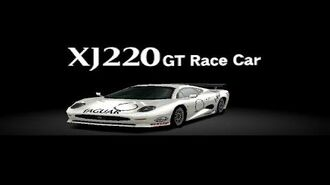Gran Turismo 2 - Jaguar XJ220 GT Race Car HD Gameplay-1