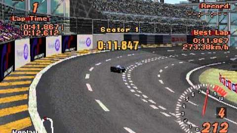 Gran Turismo 2 - Super Speedway Reverse