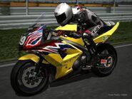 Triumph Daytona 650 RM