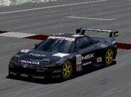 Honda NSX-R GT1 Turbo (Black)