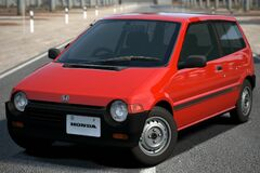Honda TODAY G '85
