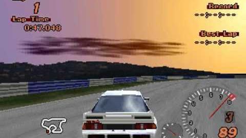 Gran Turismo 2 - Dart Test