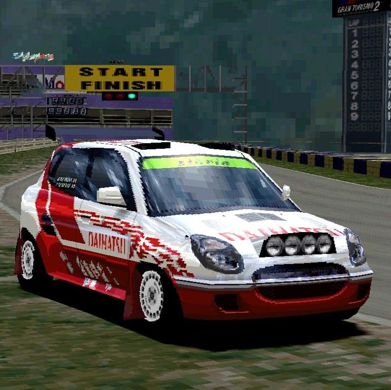 Daihatsu Sirion Rally Car Gran Turismo Wiki Fandom Powered By Wikia