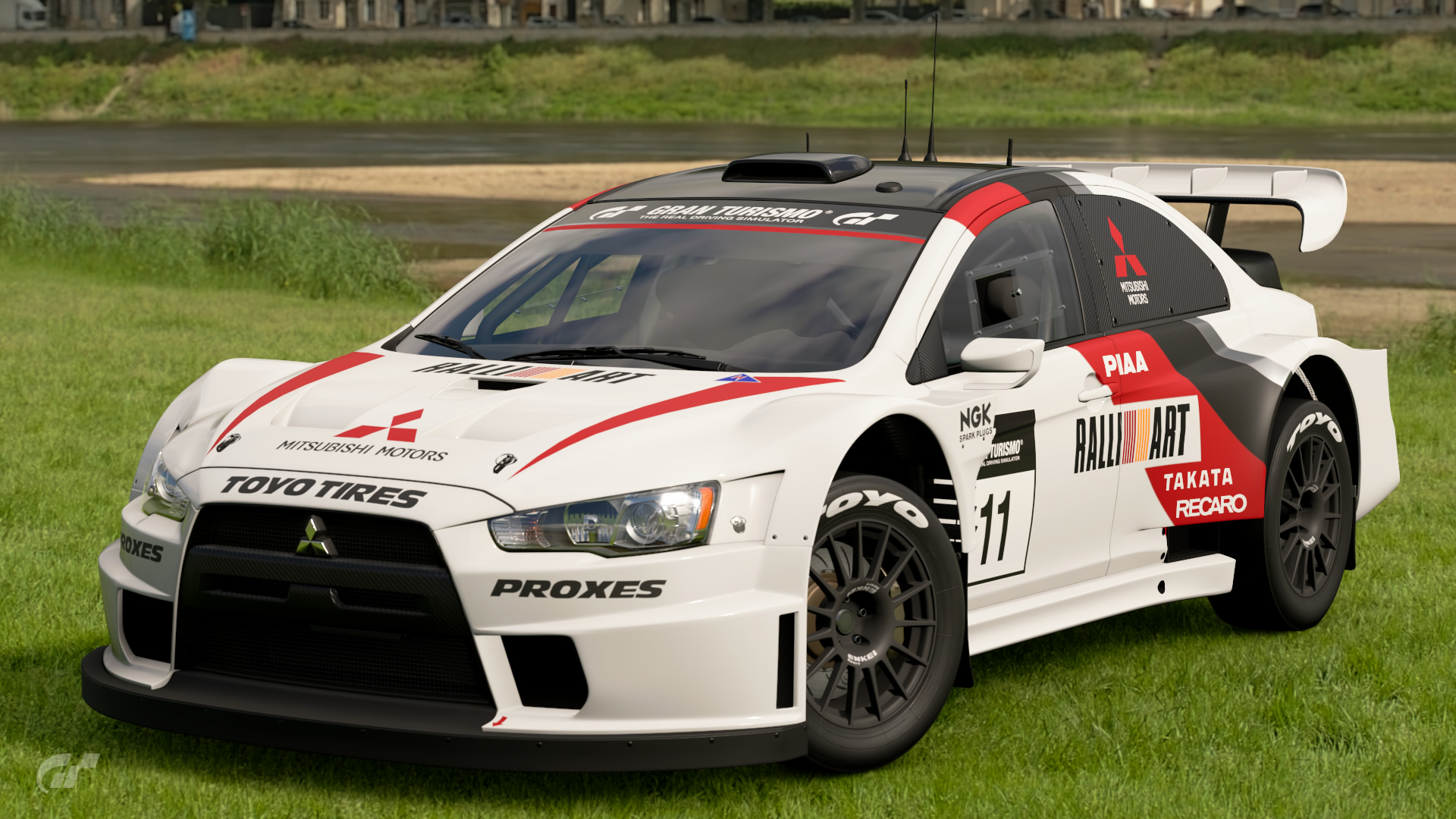 Mitsubishi Lancer Evolution Final Edition Gr.B Rally Car | Gran ...