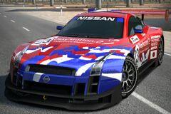 Nissan GT-R Concept LM Race Car (GT6)