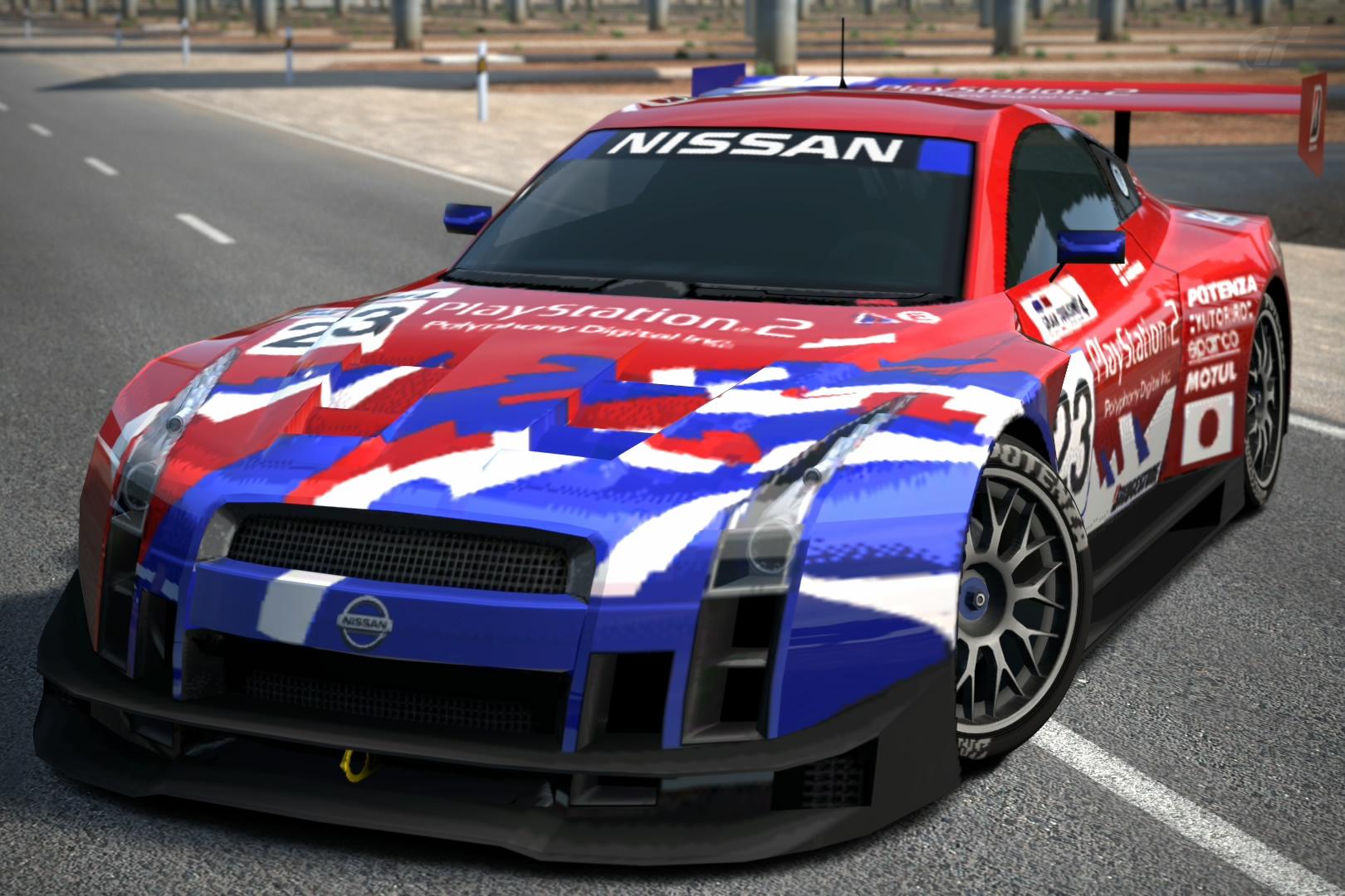Nissan Race Car >> Nissan GT-R Concept LM Race Car | Gran Turismo Wiki