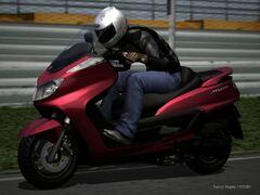 Yamaha Grand Majesty 250