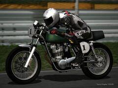Yamaha SR400 RM