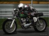 Yamaha SR400 RacingModify '05