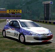 -R-Peugeot 206 S16 '99 (Exxon)