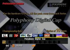 Polyphony Digital Cup (GT3)