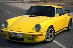 RUF CTR Yellow Bird '87