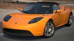 Tesla Motors Roadster '08
