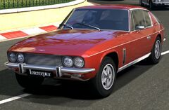 Jensen Interceptor MkIII '74