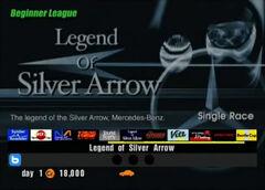 Legend of Silver Arrow (Beginner)