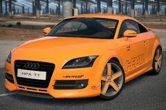 HPA Motorsports FT565 twin turbo Audi TT (SEMA Gran Turismo Awards 2007)