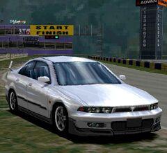 Mitsubishi GALANT Super VR-4 (J) '98