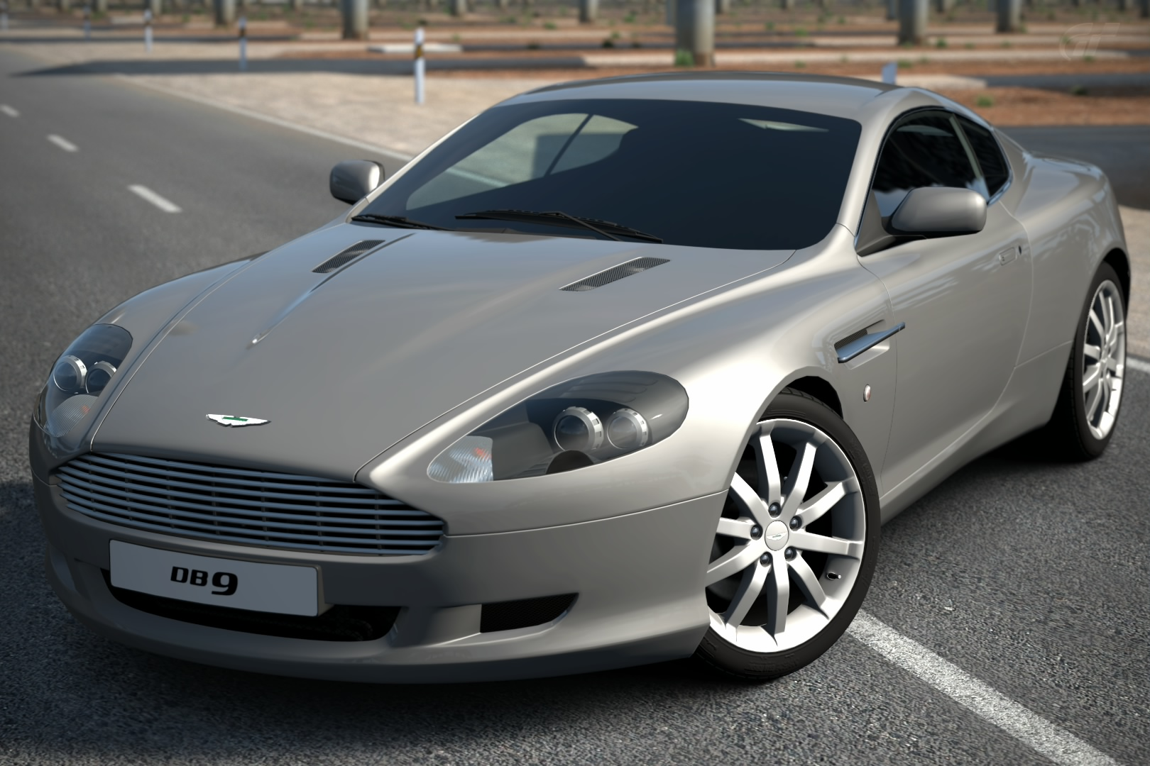 Aston Martin DB Coupe Gran Turismo Wiki FANDOM Powered By Wikia - Aston martin db9 coupe