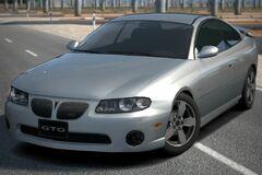 Pontiac GTO 5.7 Coupe '04