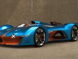 Alpine Vision Gran Turismo Race Mode