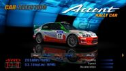 Hyundai Accent Rally Car '01 (GTC)