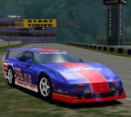 -R-Chevrolet Corvette Coupe (C4) '96